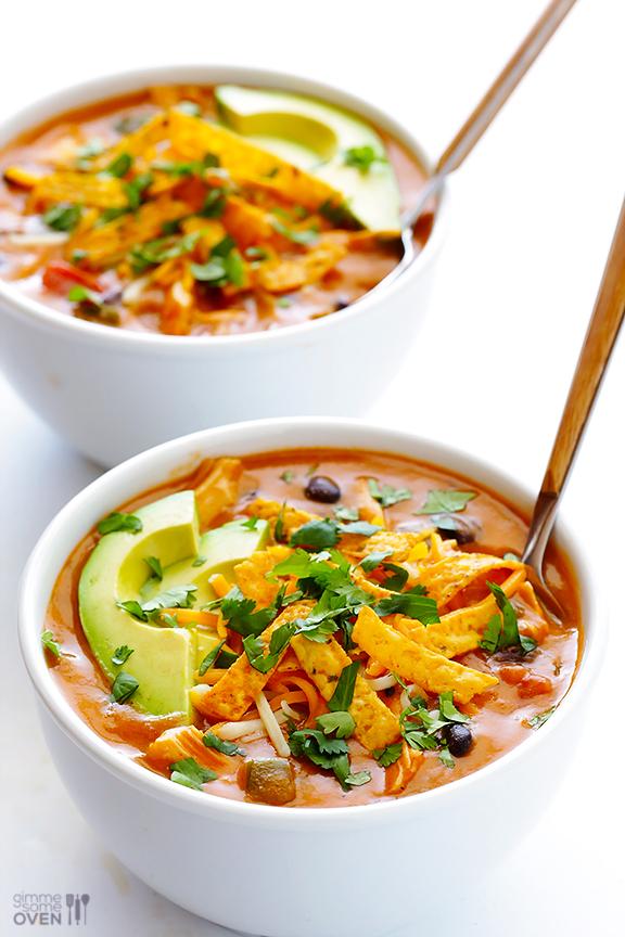 20-Minute-Cheesy-Chicken-Enchilada-Soup-5