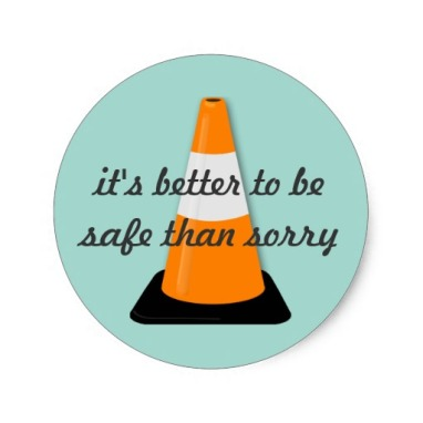 safethansorry